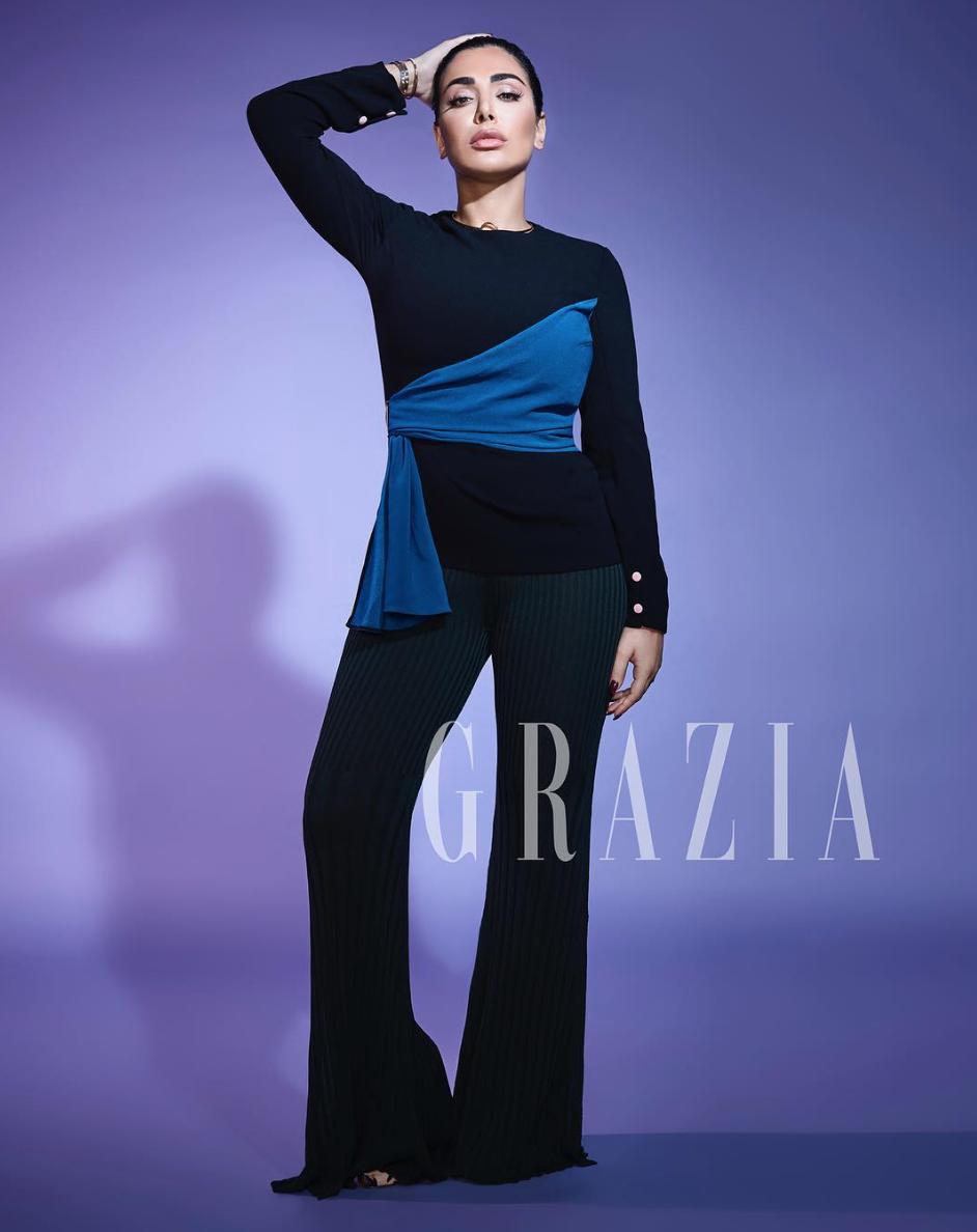 Grazia India - Jan 18