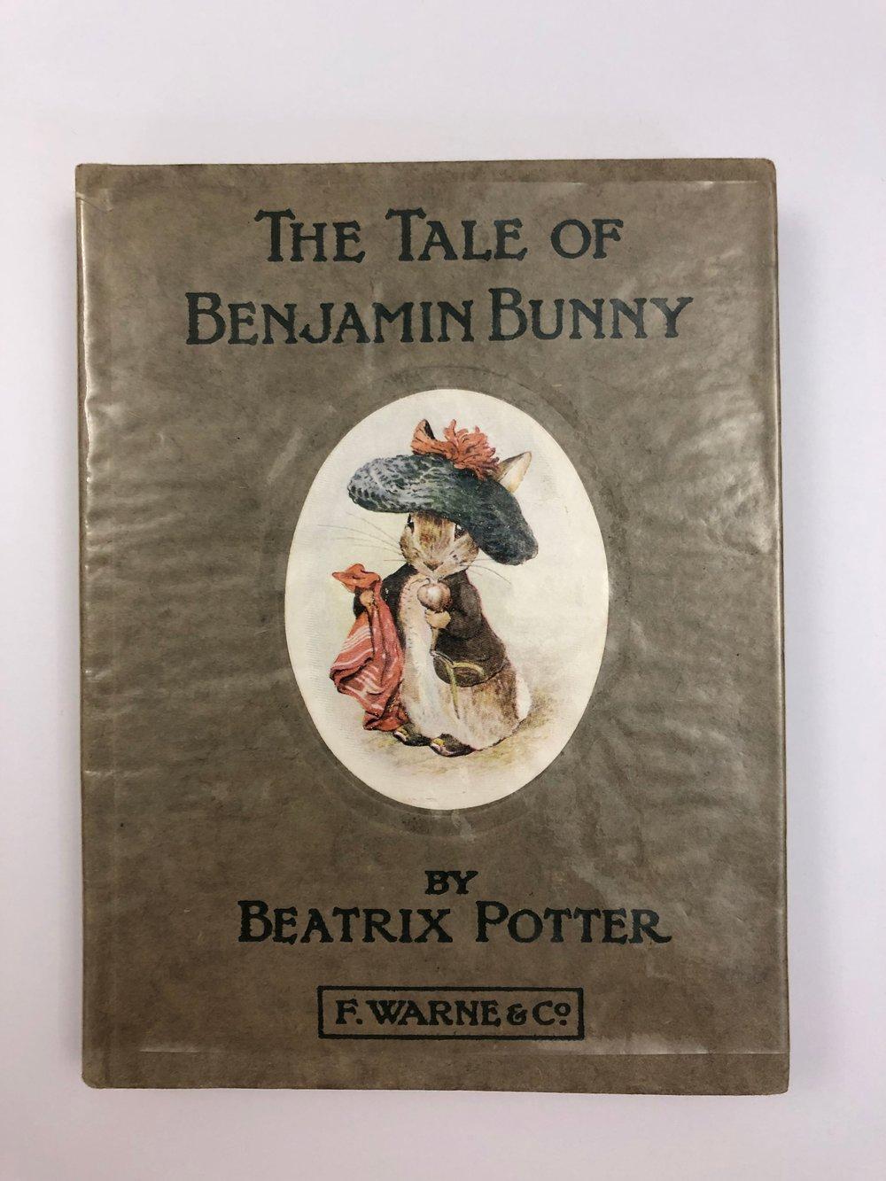 Potter. Benjamin Bunny. First