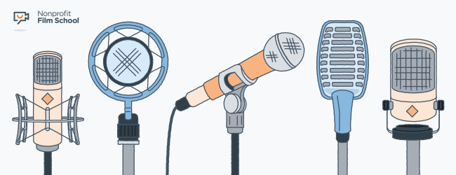 Getting Quality Audio for Your Video: Understanding Microphones and Mic Placement