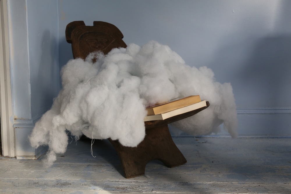 """Cloud Sculpture"""