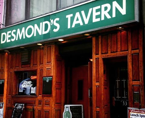 We're playing Desmond's Tavern next Saturday 11/12 at 11:30pm - let's rock y'all! Check out our Facebook page for more info. #NYC #Manhattan #Brookyln #LiveMusic #BadDogMusic #Concert #Musician #Rockstar #Gig #Alternative #Rock #Jam #Shred #Pedals #Fun #Beer #Guitar #Bass #Drums #Band #Family