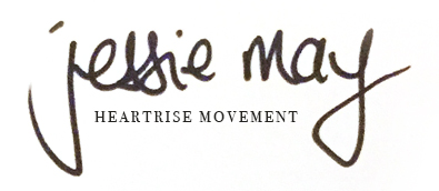 Jessie May | HeartRise Movement