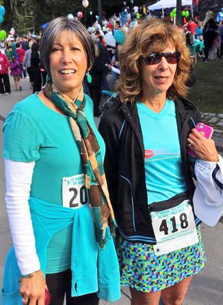 Teal Ribbon 5K Run in Albany