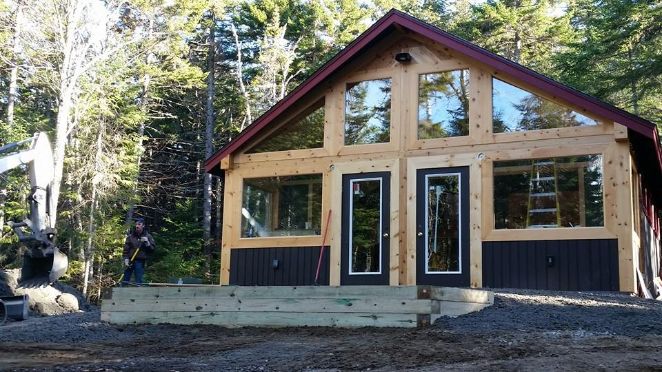 New Josie's Cabin ski-to destination for food, drinks and more at Mt. Van Hoevenberg.  ORDA