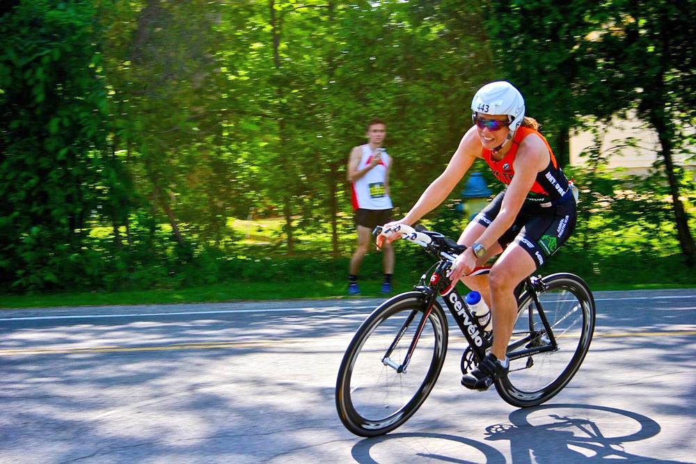 2015 Saratoga Lions Memorial Day Duathlon.   William Gibeault