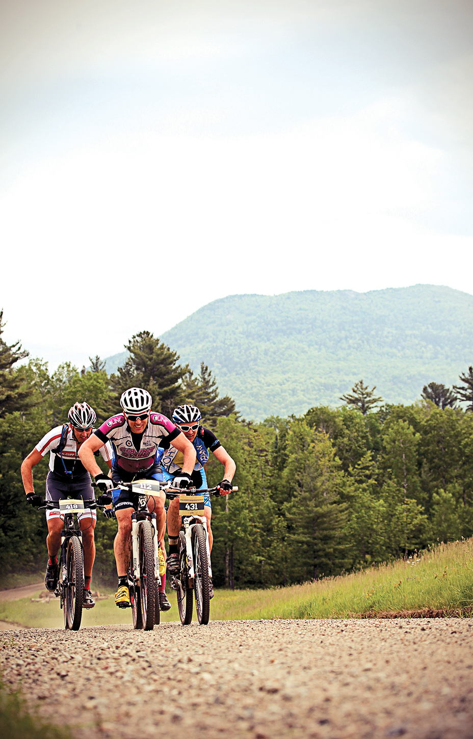 The 2015 Wilmington Whiteface XC MTB Race.    © Pat Hendrick Photography