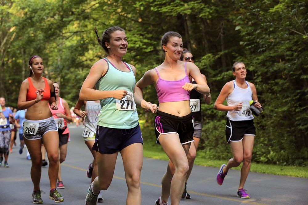 "2015  Saratoga Springs ""Strong to Serve""Half Marathon .  ©  Pat Hendrick Photography"