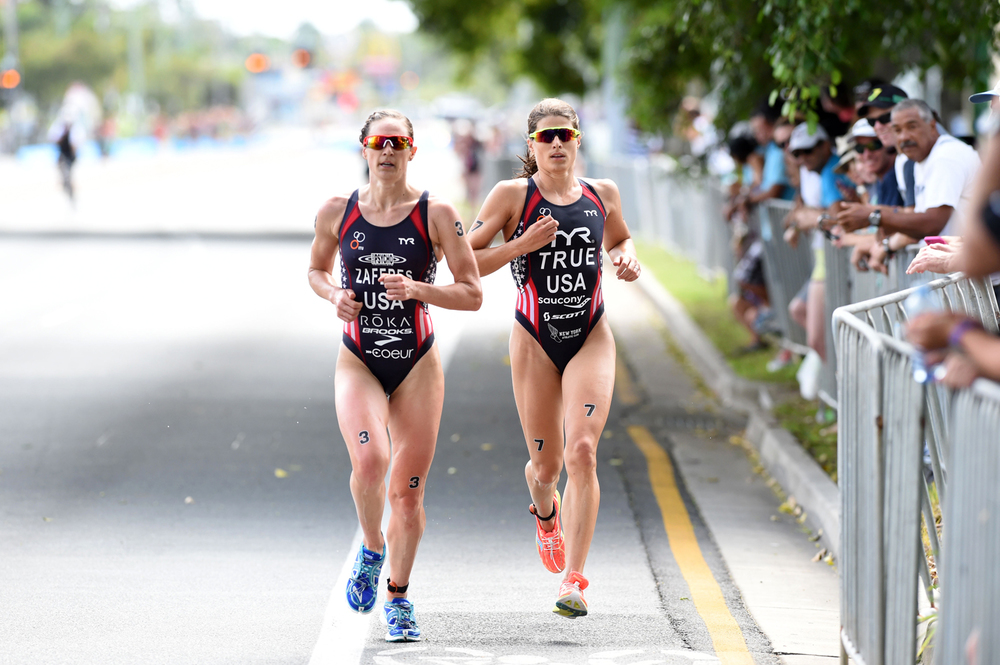 2015 WTS Gold Coast in Queensland, Australia.  Delly Carr/ITU