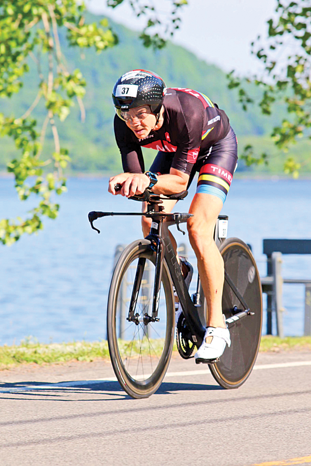 2016 Ironman 70.3 Syracuse.
