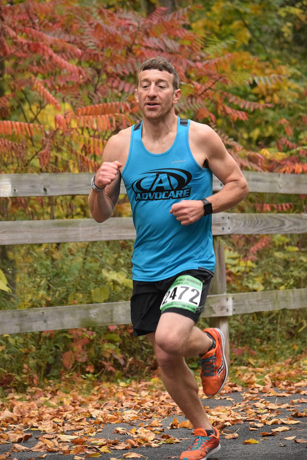 Hannaford Half Marathon 2016