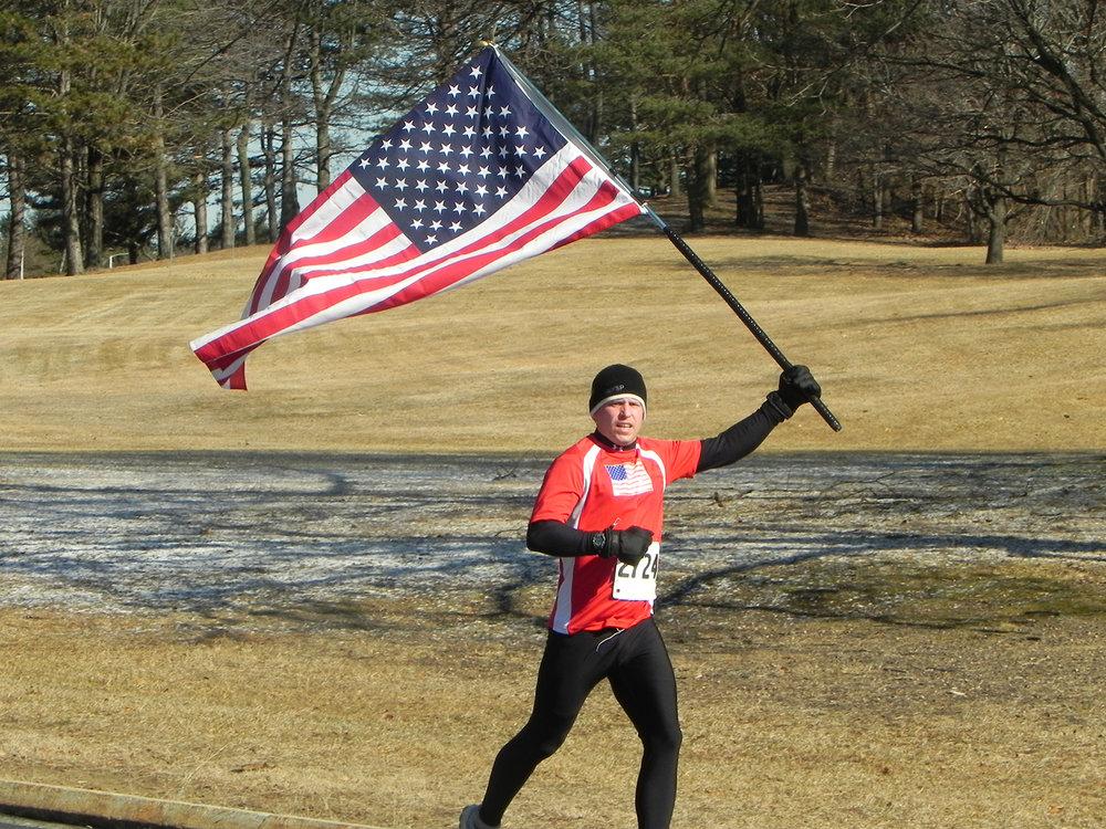 HMRRC Winter Maraton 2012
