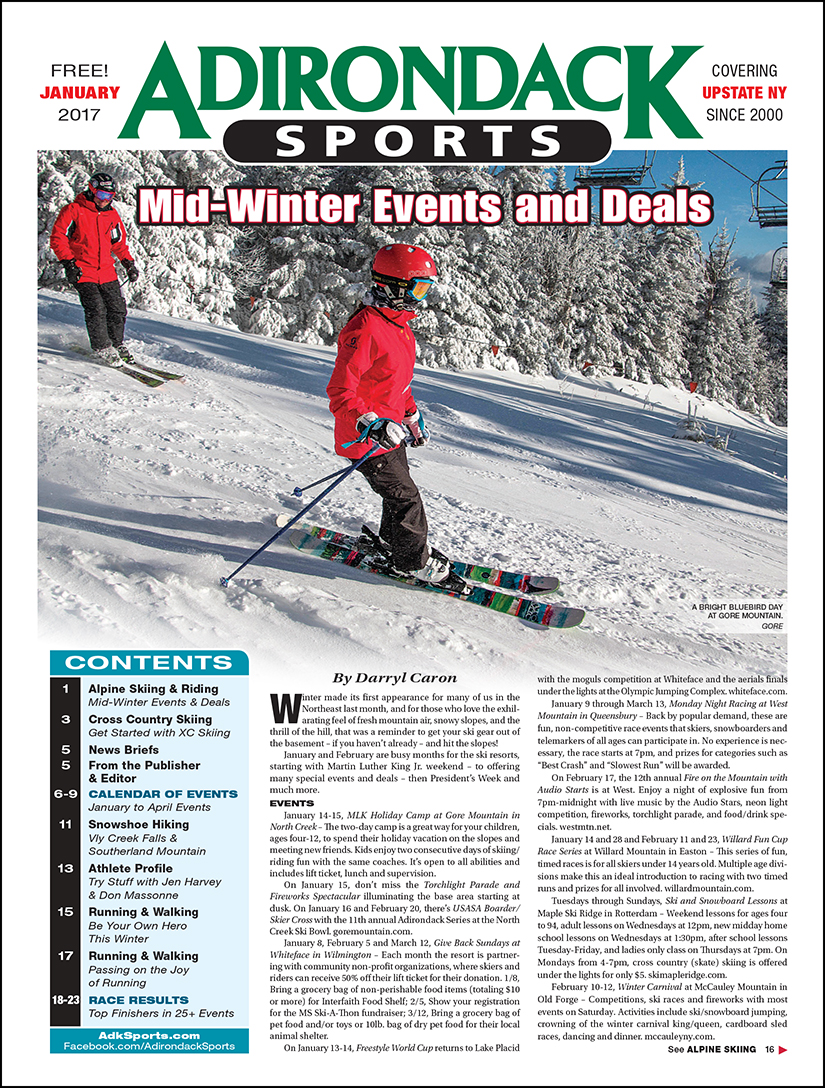 January 2017 - Read Articles / View PDF