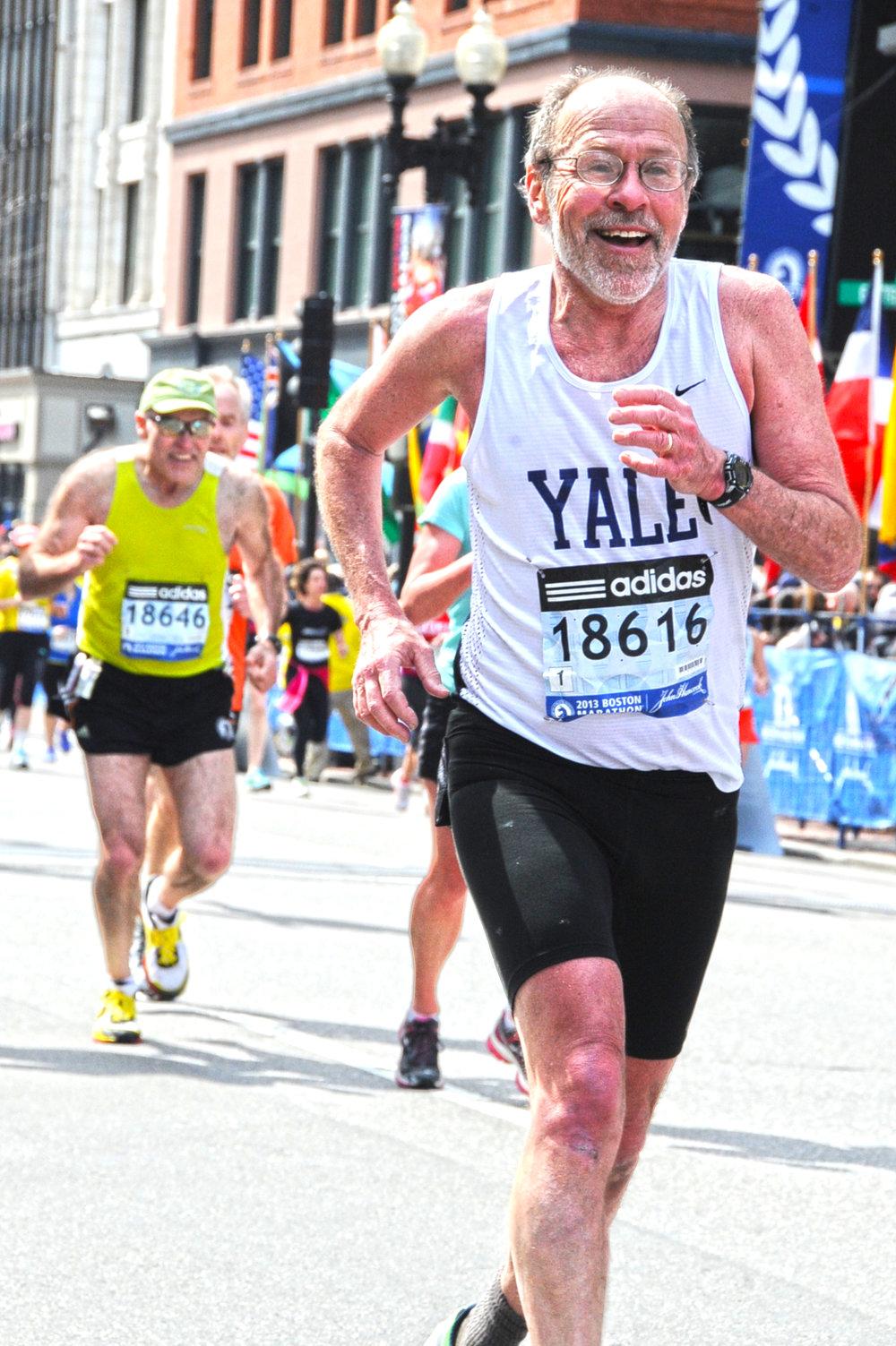 2013 Boston Marathon.