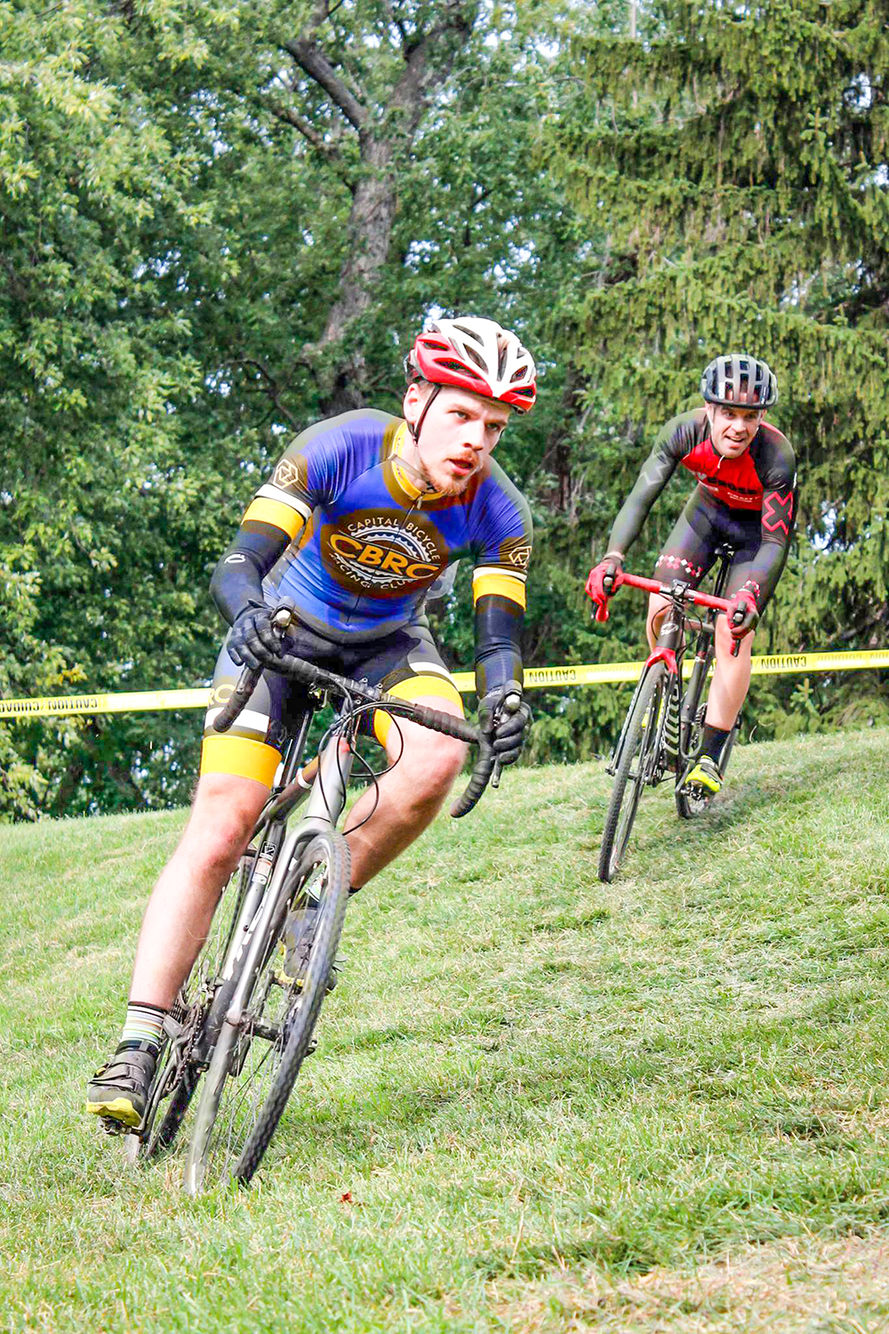 Uncle Sam Grand Prix, part of the NYCROSS Series, takes place October 7-8 in Troy's Prospect Park.   Mary Zawacki
