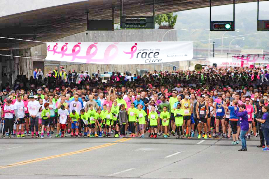 2016 Race for the   Cure in Albany, 2016.  Brendan Kennedy