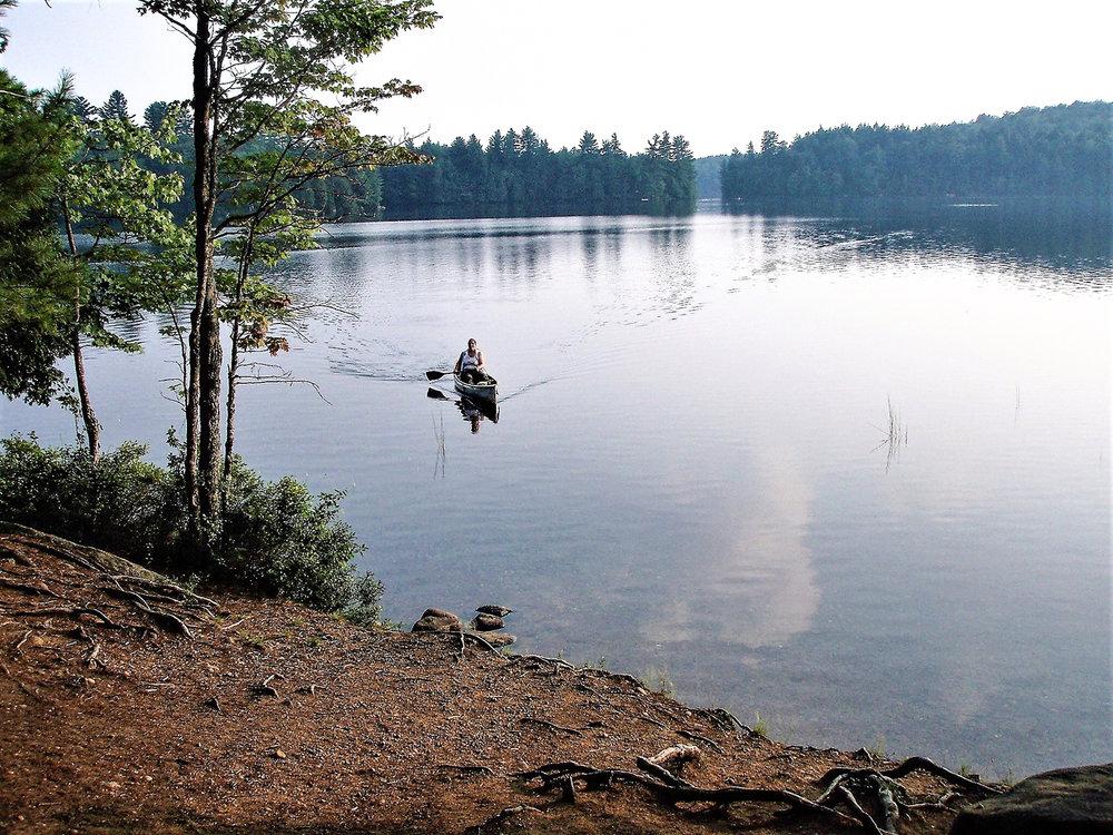 Long Pond.   Rich Macha