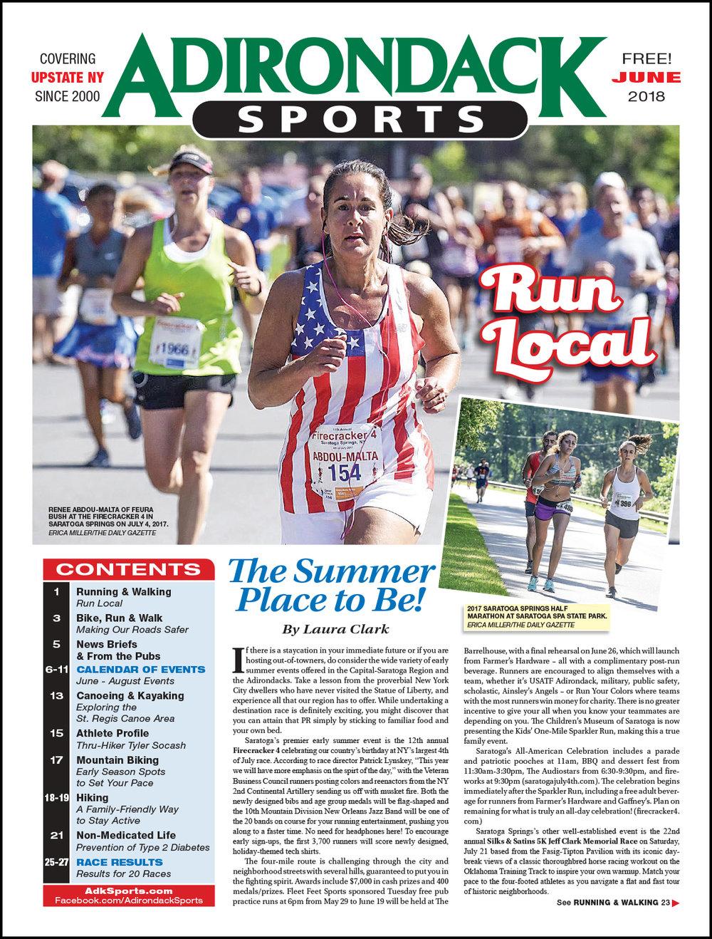 June 2018 - Read Articles / View PDF