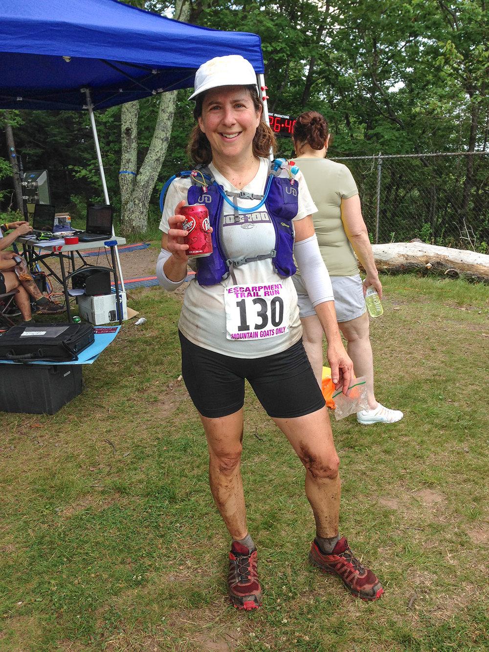 2014 Escarpment 30K Trail Run.