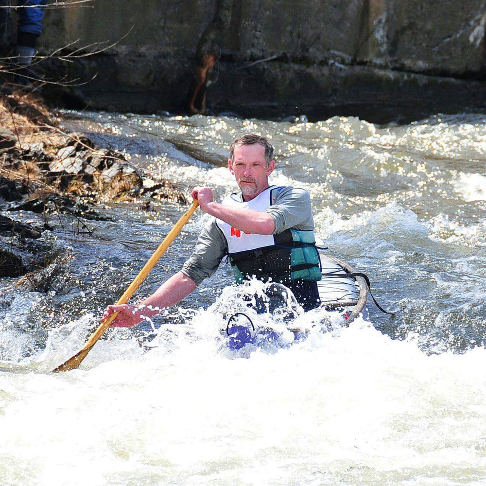 Tenandeho White Water Derby.