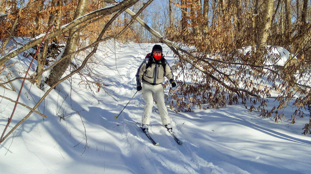 Skiing in the Essex Chain Complex.   Rich Macha