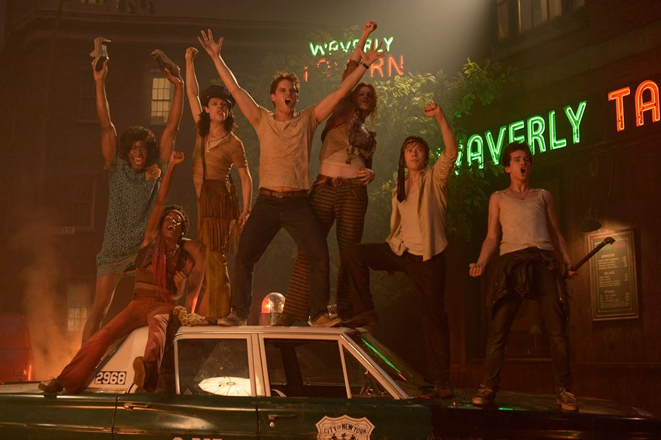 Stonewall, 2015.  Centropolis Entertainment