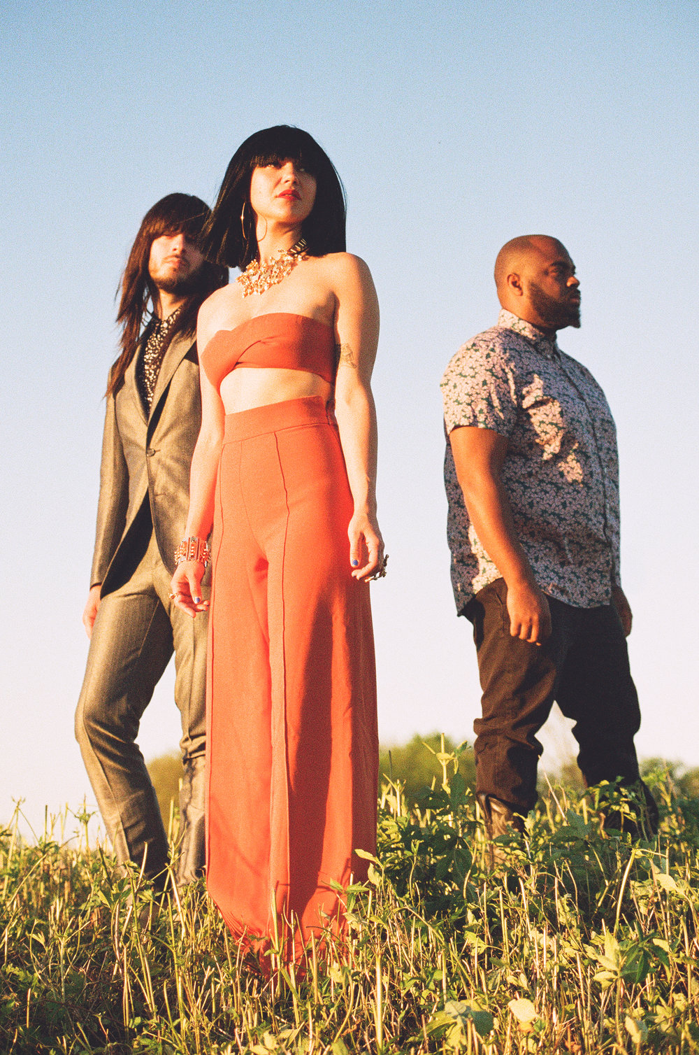 Khruangbin  - Saturday / Main Stage7:30 PM
