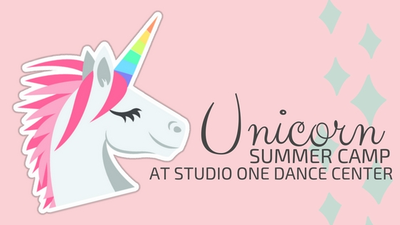 UNICORN SUMMER CAMP - jazz & hip hop   June 24th-27th- 10:30am-12:30pm Ages 6 Yrs. & Up July 22Nd-25th- 10:00am-12:00pm Ages 3-5 Yrs.