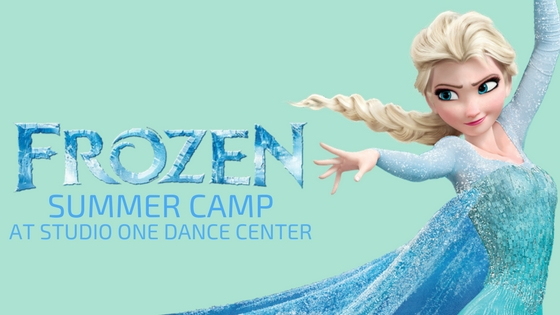 FROZEN SUMMER CAMP - tap & ballet   July 15th-18th- 10:30am-12:30am Ages 3-5 Yrs.