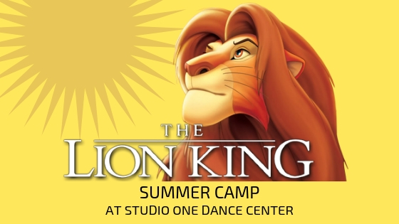 The LION KING CAMP - tap & ballet JuNE 10th-13th- 10:00Am-12:00PM Ages 3-5 Yrs.