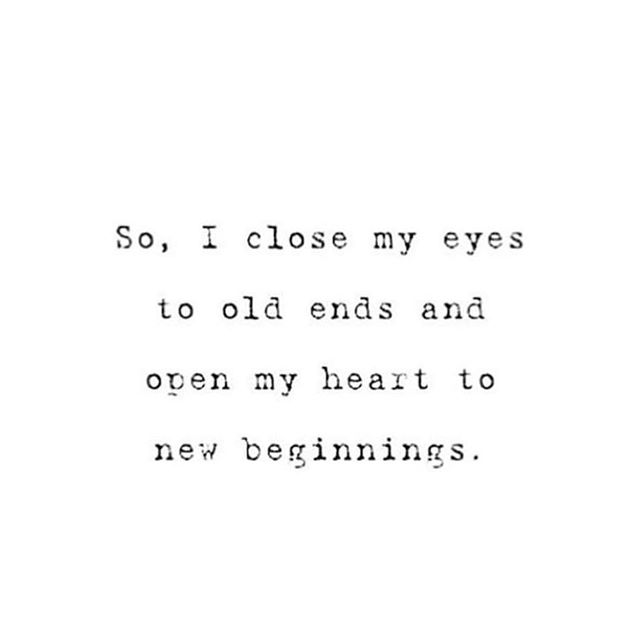 New year...new beginnings ❤️