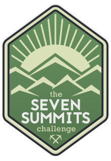 The Seven Summits Challenge