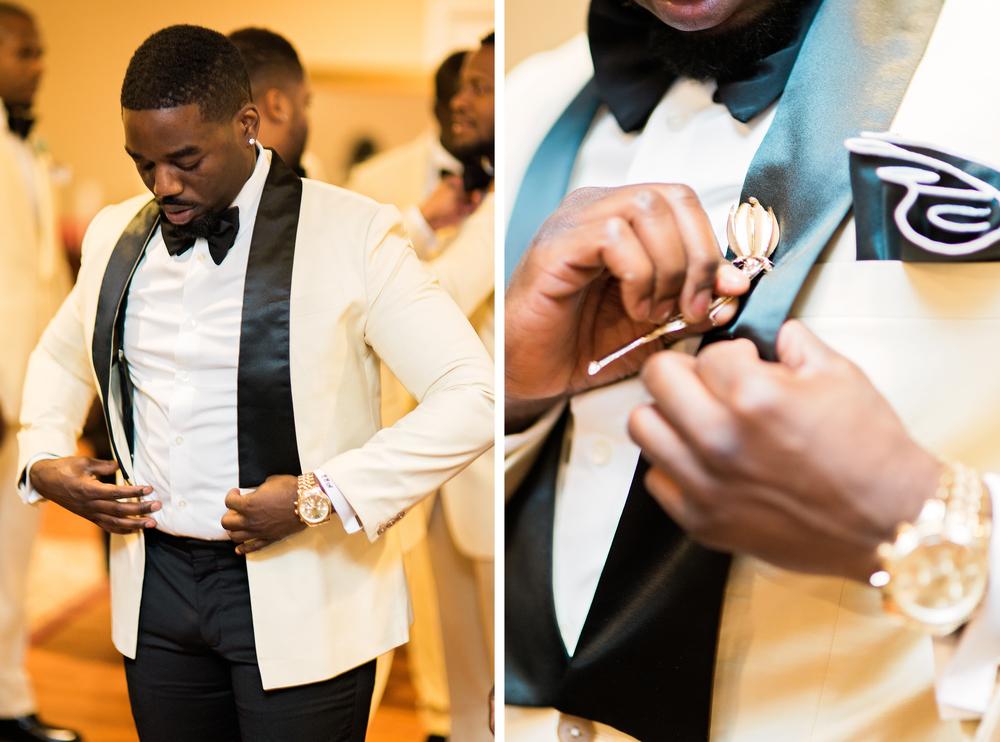 Houston Wedding- Pharris Photography- Texas Photographer- Jennifer and Ernie- Groom Style