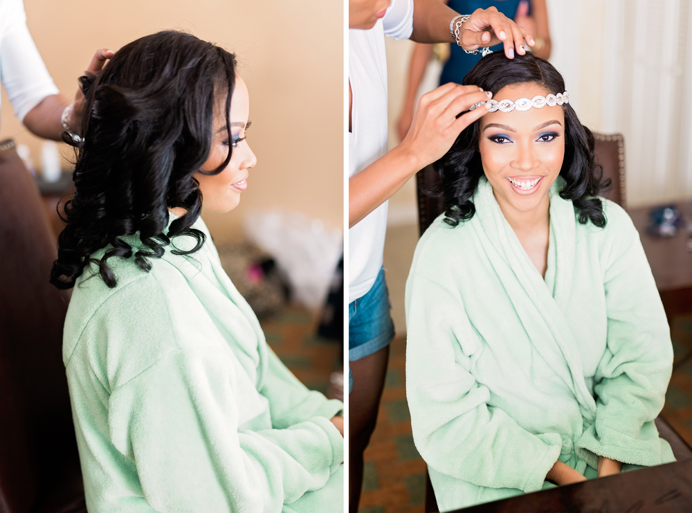 Melanie and Jeremiah- Houston Wedding- Texas Photographer- Pharris Photography- Getting Ready