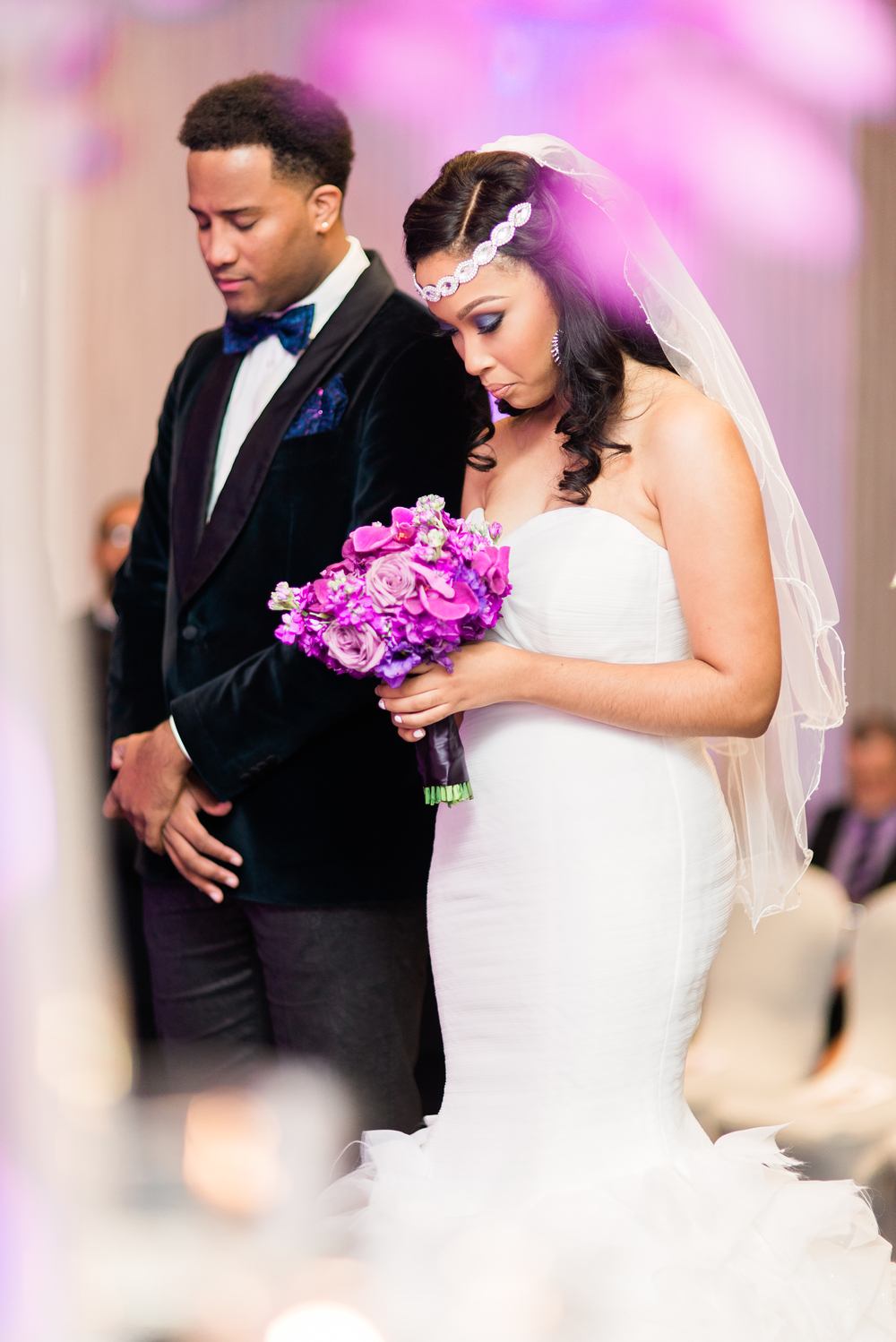Melanie and Jeremiah- Houston Wedding- Texas Photographer- Pharris Photography