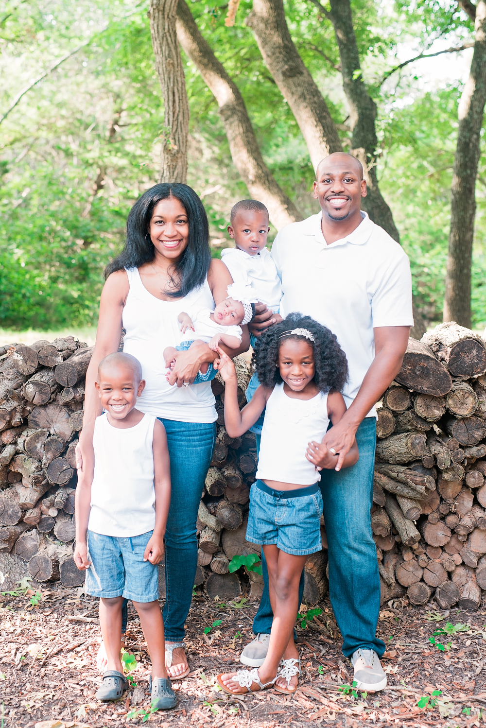Evans Family- Dallas- Texas Photographer- Pharris Photography- Family Session- Family Portraits