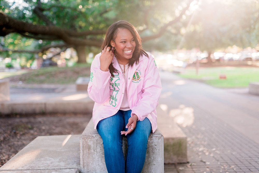 Texas Photographer- Pharris Photography- Baylor University- Miss Black and Gold Pageant- Greek Letters- Alpha Kappa Alpha