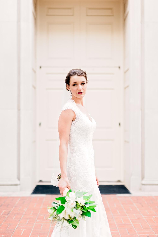 KC and Blair- Dallas Wedding- Texas Photographer- Pharris Photography- Lace Wedding Dress