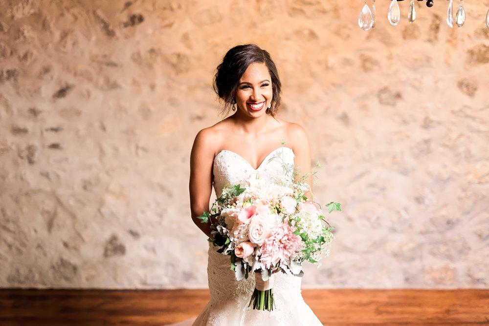 Bridal Session- Dallas Wedding- Texas Photographer- Pharris Photography- Carrington- Bridal Bouquet