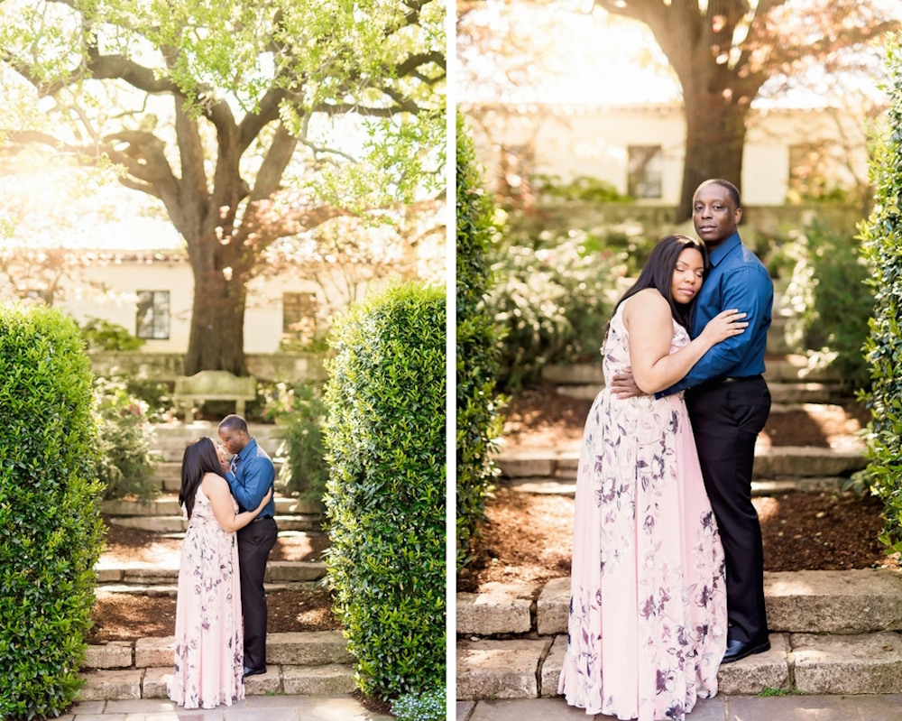 Brooke Abiola Engagement Session