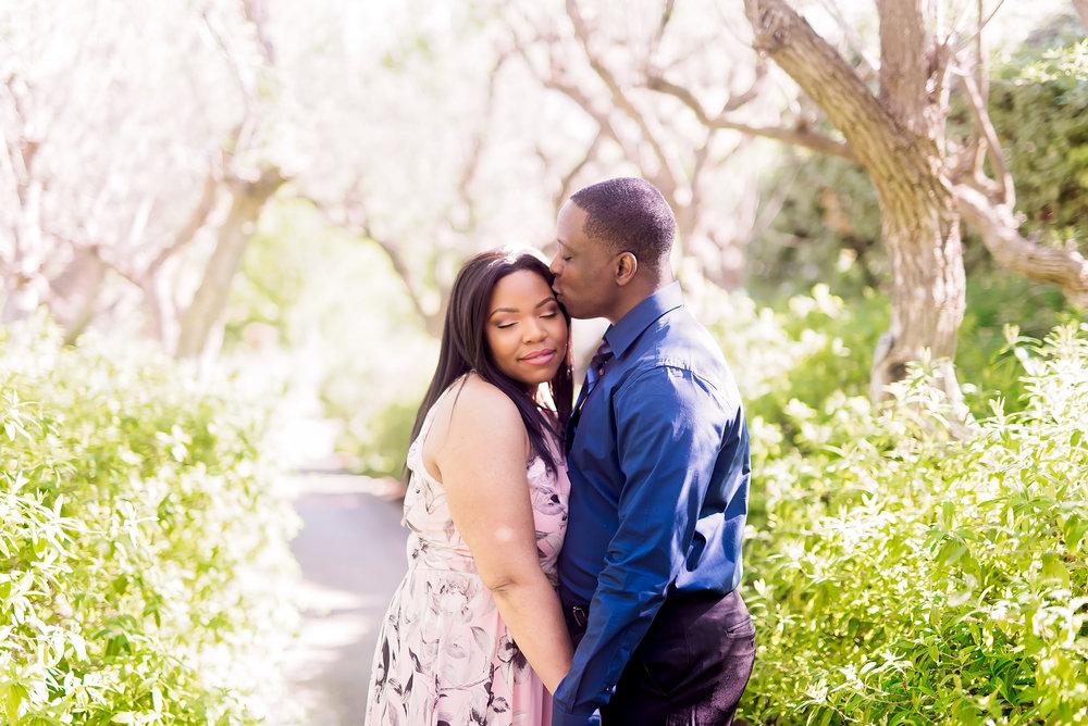 Brooke and Abiola- Pharris Photography- Engagement Session- Texas Photographer