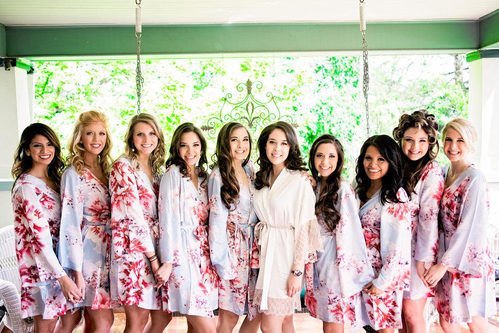 Vineyard- California Wedding- Pharris Photography- Texas Photographer- Rachel and Sergio- Bridesmaids