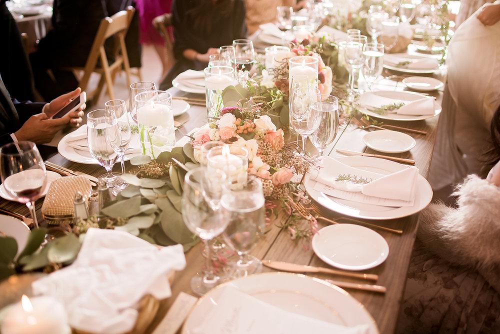Vineyard- California Wedding- Pharris Photography- Texas Photographer- Rachel and Sergio- Table Setting- Wedding Details- Decor