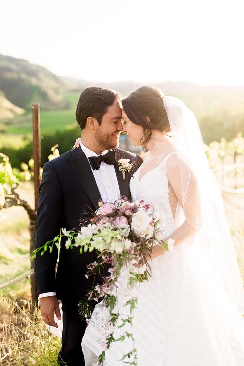 Sergio & Rachel - Napa, CA