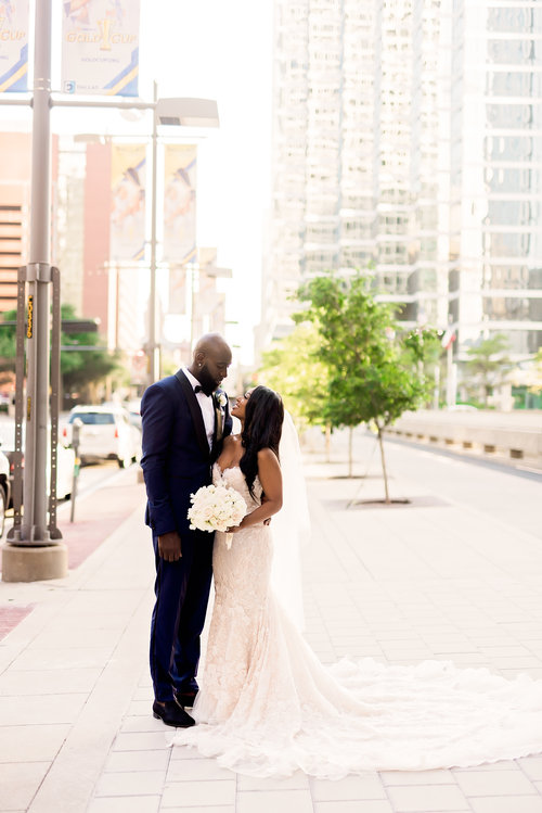 Quincy & Jessica  - Dallas, TX