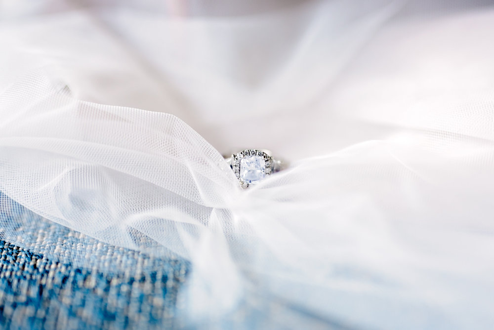 The Westin- Dallas Wedding- Texas Photographer- Pharris Photography- Jessica and Quincy- Engagement Ring