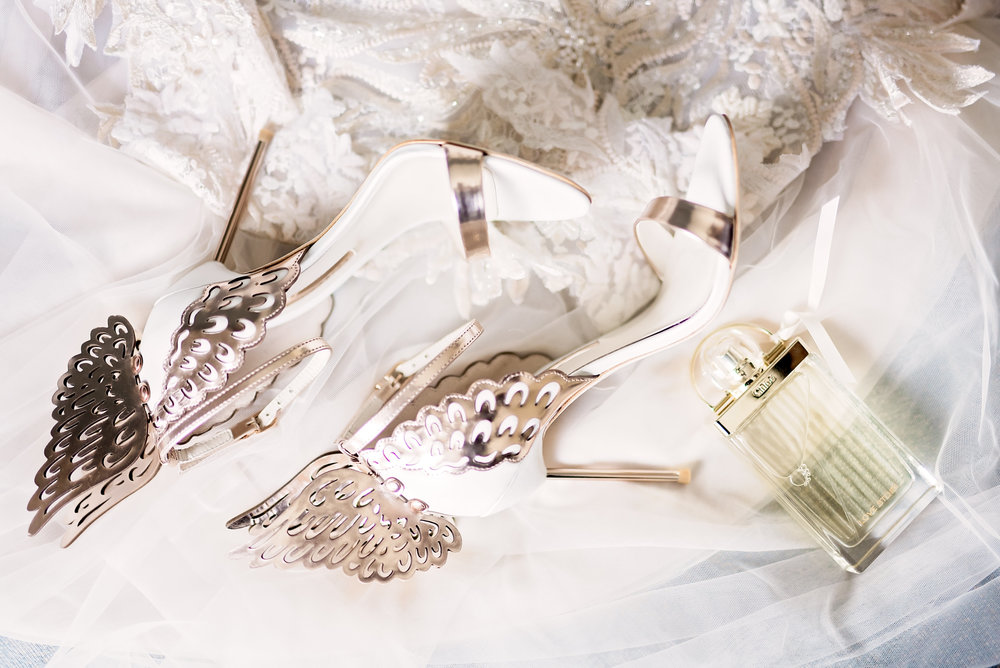The Westin- Dallas Wedding- Texas Photographer- Pharris Photography- Jessica and Quincy- Neiman Marcus- Bridal Shoes