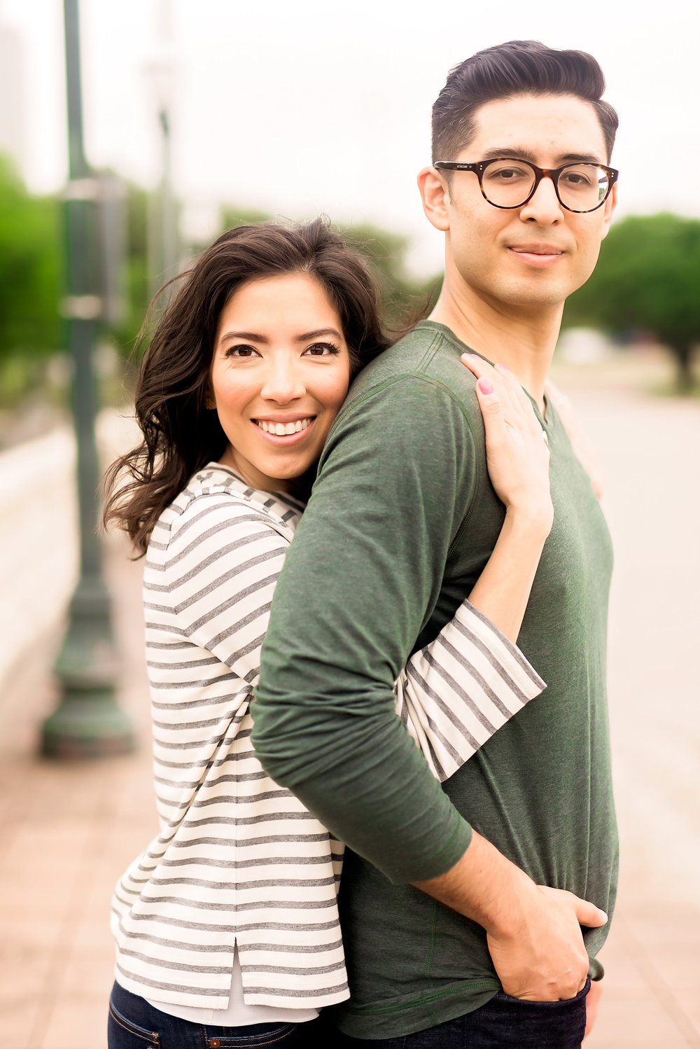 Engagement Session- Houston Engagement- Texas Photographer- Pharris Photography- Buffalo Bayou- Moses and Melody
