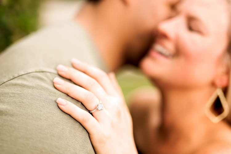 Engagement Session- Roy and Kailee- Texas Photographer- Pharris Photography- Engagement Ring