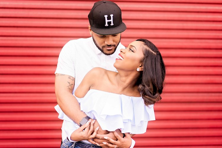 Engagement Session- The Houston Studio- Pharris Photography- Elainea and Jarred- Texas Photographer