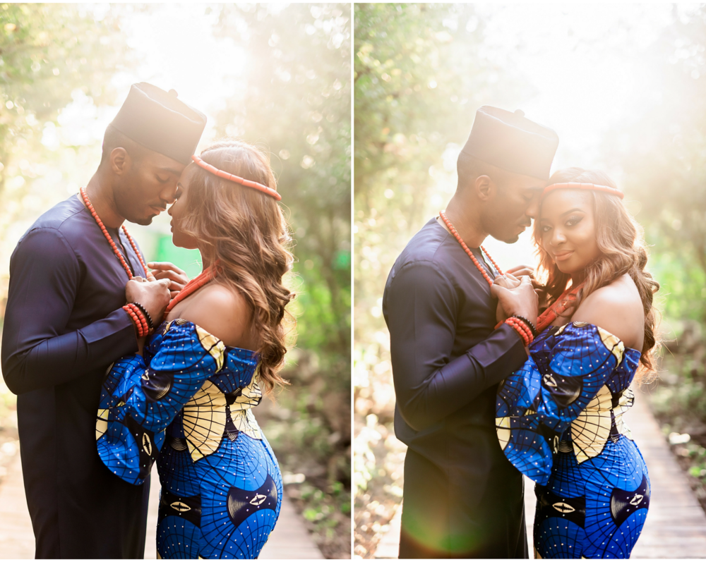 Houston Engagement- Texas Photography- Nigerian Engagement- Cindy and Glenn